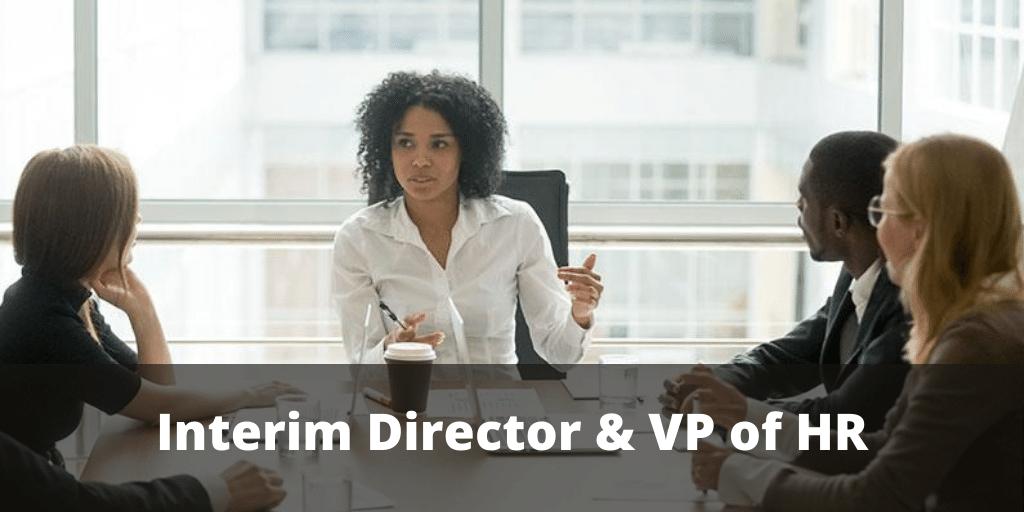 FutureSolve Interim Director & VP of HR