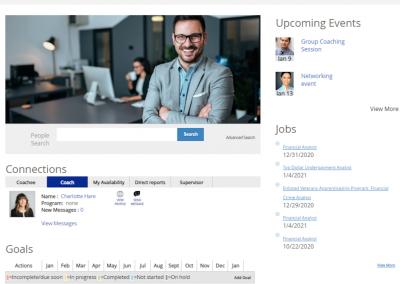 Career Management Software Goal Tracking