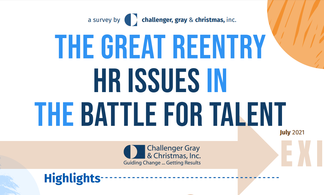 Survey Results: The Great ReEntry or The Great Resign?